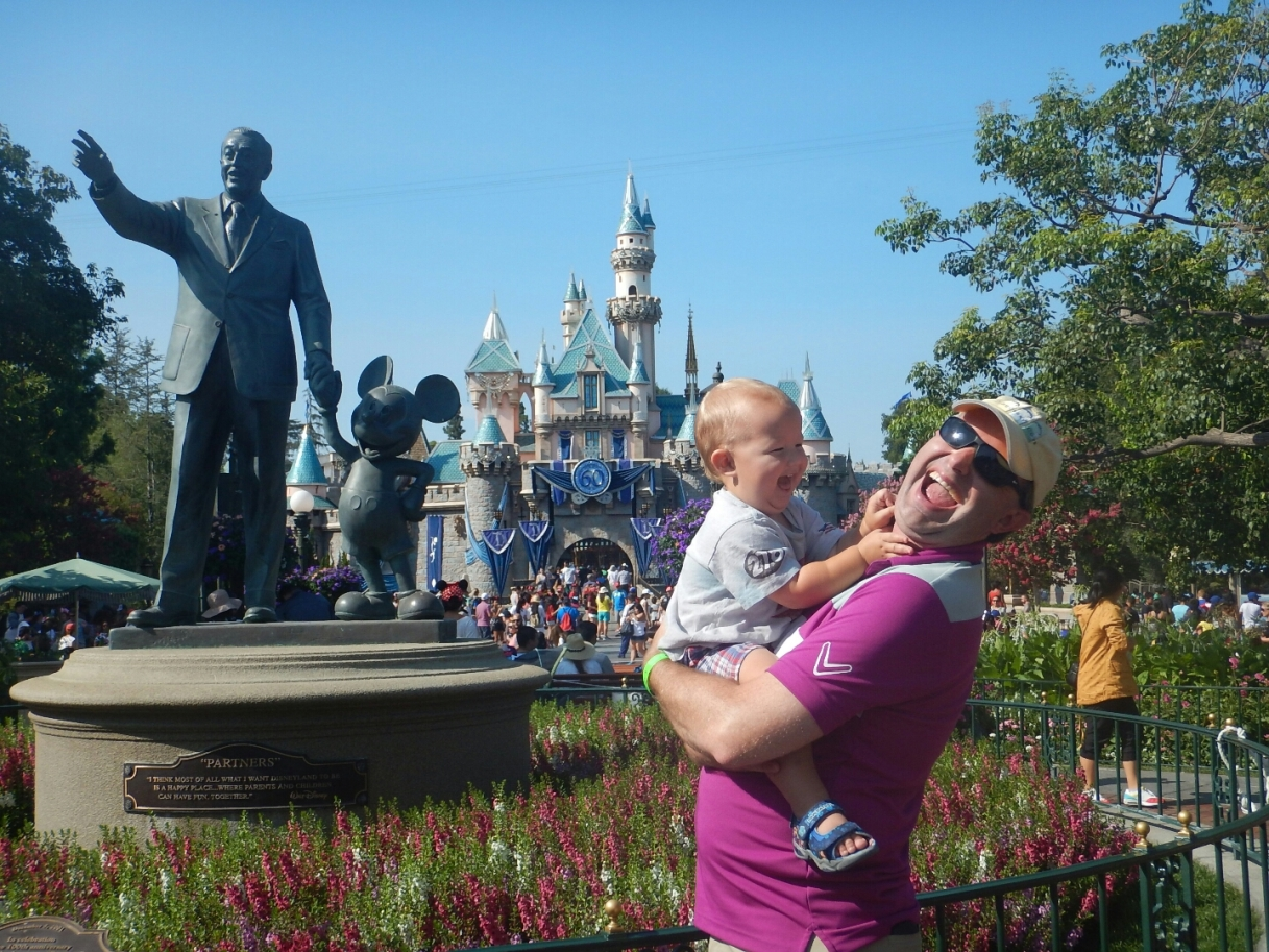 California Adventures: Disneyland