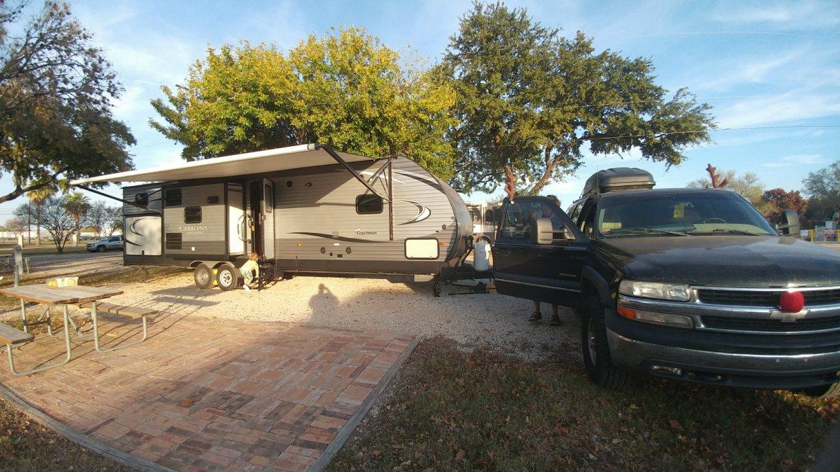 San Antonio – Week 1, PartI