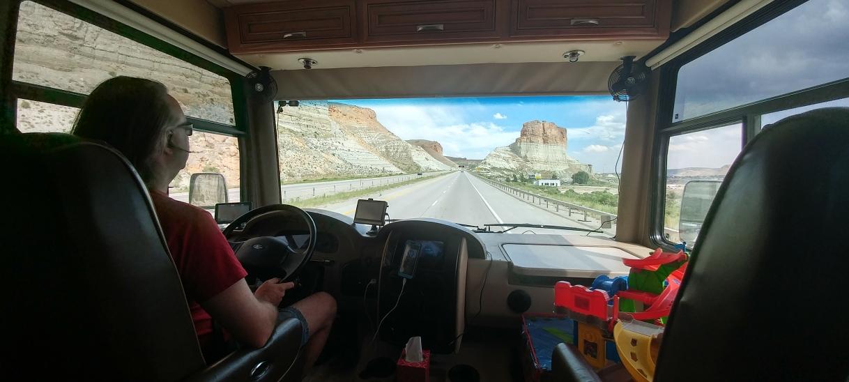 Stop 51 – Rawlins,Wyoming